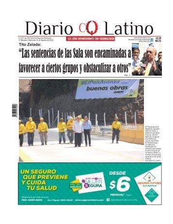 Edición 24 de Agosto de 2016