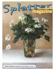 WAEA Publication Summer Issue Volume 2 Issue 4