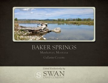 Baker Springs Price Reduced Offering Brochure and Maps 8-24-16 Web