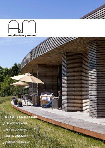 arquitectura & madera