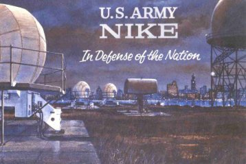 US Army Nike In Defense of the Nation