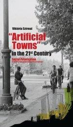"""Artificial Towns"""