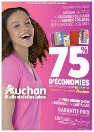 Auchan Catalogue 24-8-03-09