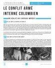 LE PROCESSUS DE PAIX EN COLOMBIE - Page 6