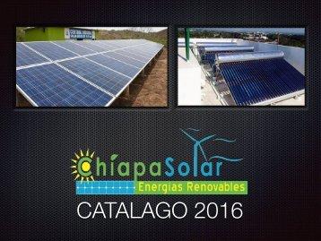 CATALAGO 2016