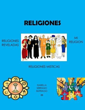 distintas religiones