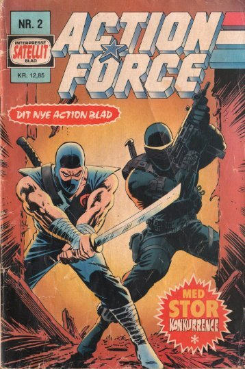 Action Force Nr 02