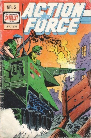 Action Force Nr 05