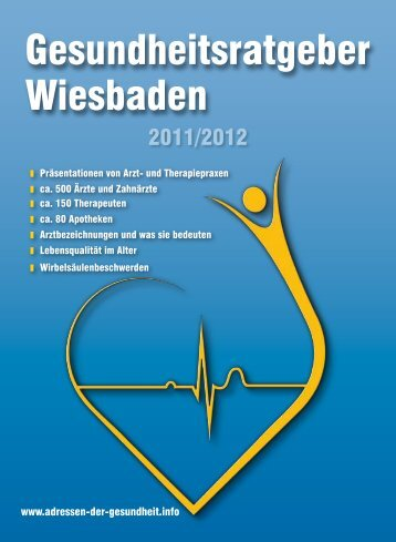 Gesundheitsratgeber Wiesbaden - Gesundheit Rhein-Main