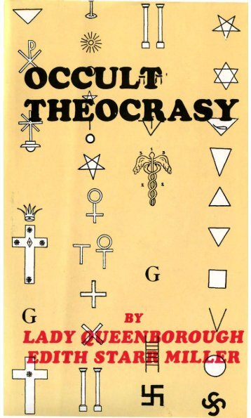 Occult Theocrasy