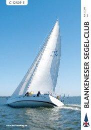 Ausgabe 02/2010 - Blankeneser Segel-Club eV