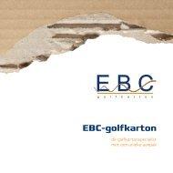 EBC Golfkarton