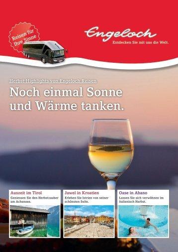 Engeloch Herbst-Highlights