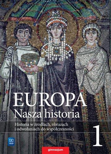 EUROPA. NASZA HISTORIA.