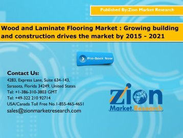 Wood and Laminate Flooring Market