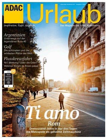 ADAC Urlaub März-Ausgabe 2016, Westfalen