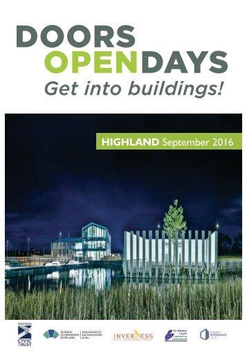 HIGHLAND September 2016