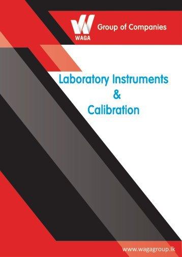 WAGA Calibration & Laboratory Instrument