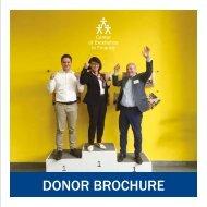 CEF Donor Brochure
