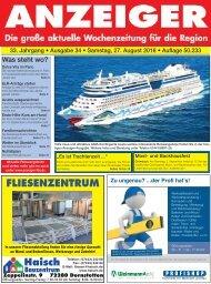 Anzeiger Ausgabe 34-16