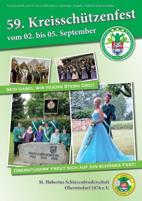 Festzeitschrift KSF Oberntudorf 2016