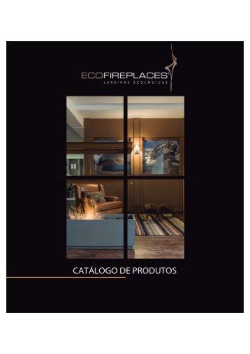 Catalogo EcoFireplaces 2016