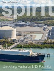 Unlocking Australia's LNG Potential