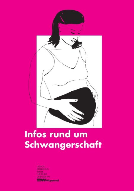 Schwangerschafts - Stadt Wuppertal