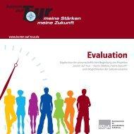 Evaluation des Projekts