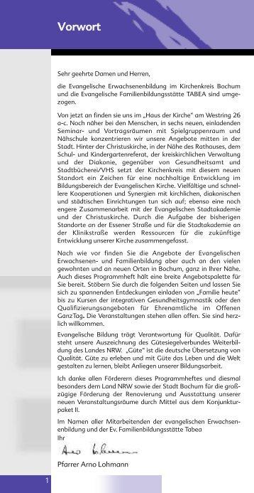 7 - Ev. Familienbildungsstaette Bochum