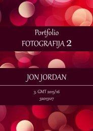 Jon Jordan fotografija 2 seminar