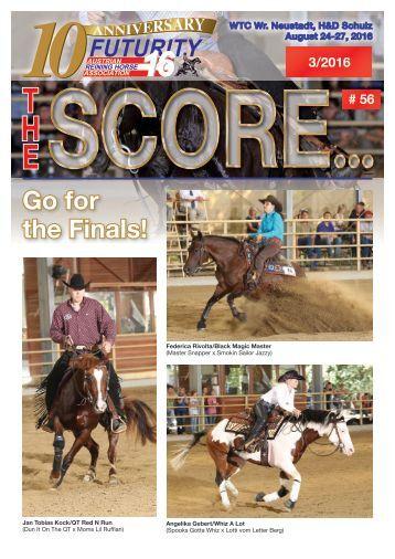 The Score 3/16 #56