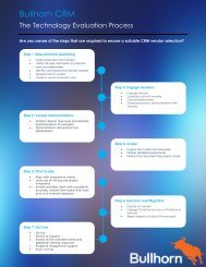 Technology Evaluation One-Pager