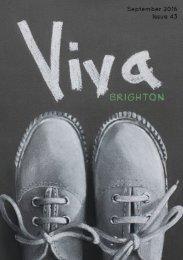 Viva Brighton Issue #43 September 2016