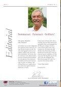 'aufgeteet!' - online Clubmagazin Golfclub Pleiskirchen e.V. - Seite 2
