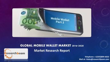 Global Mobile Wallet Market 2016-2020