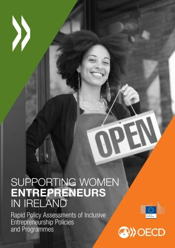 SUPPORTING WOMEN ENTREPRENEURS IN IRELAND