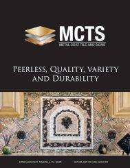 Metal Coat Tile & Signs Catalog