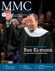 MMC Magazine Spring/Summer 2016