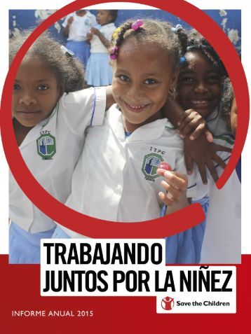 Informe Anual Save the Children 2016