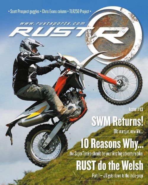 RUST magazine: Rust#13