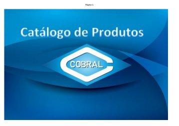 CATÁLOGO DE PRODUTOS (SITE)
