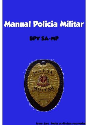 Manual PM BPV