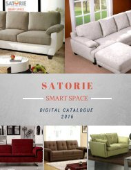 Satorie Digital Catalogue 2016