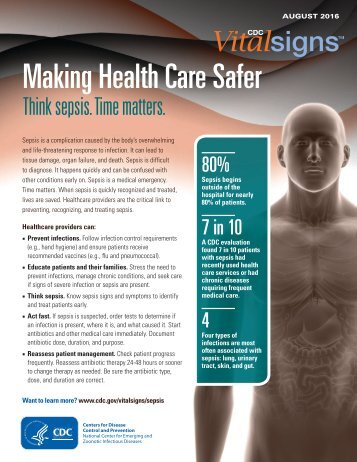 Making Health Care Safer