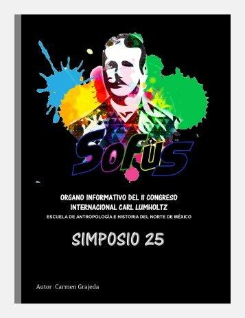 Simposio 25 Desde Lumholtz hasta la antropología contemporánea