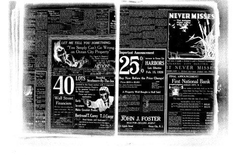 Feb 1926 On Line Newspaper Archives Of Ocean City