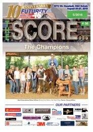 The Score 5/16 # 58