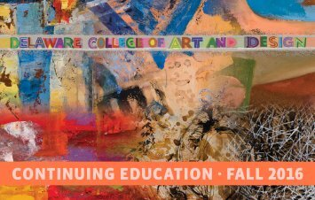 CONTINUING EDUCATION · FALL 2016