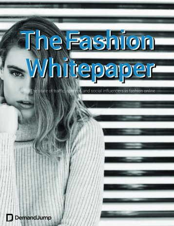 The Fashion Whitepaper